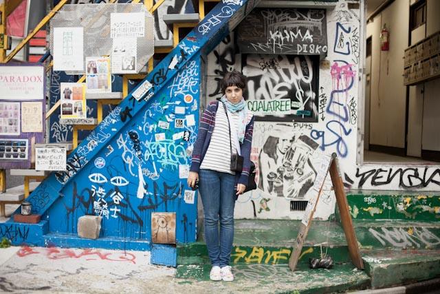 Japan graffiti
