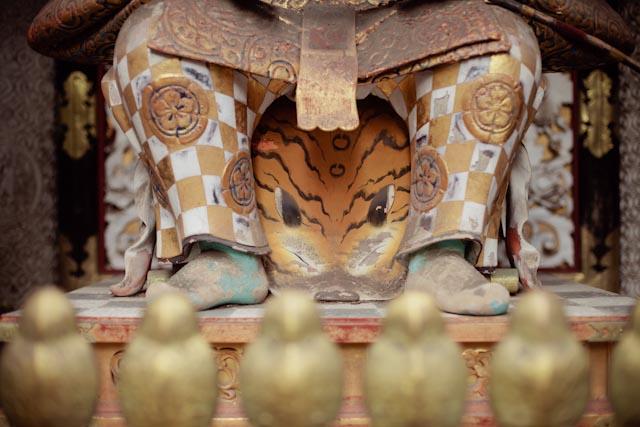Nikko tiger