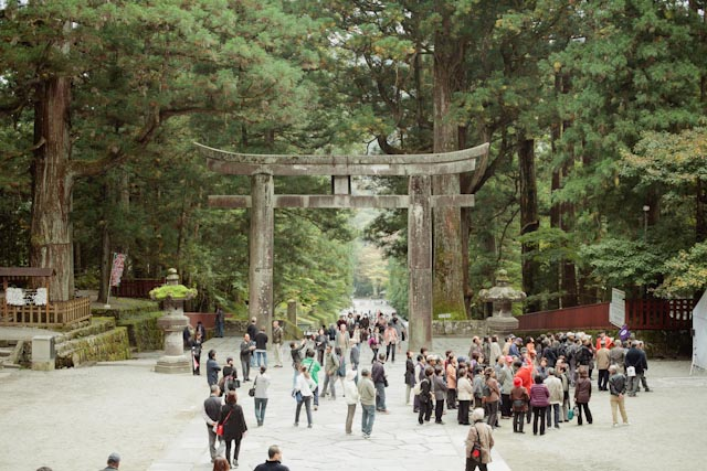 Nikko torii
