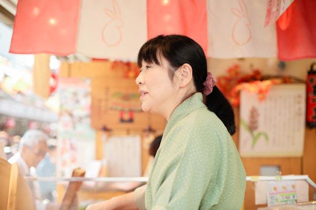 Japan dango