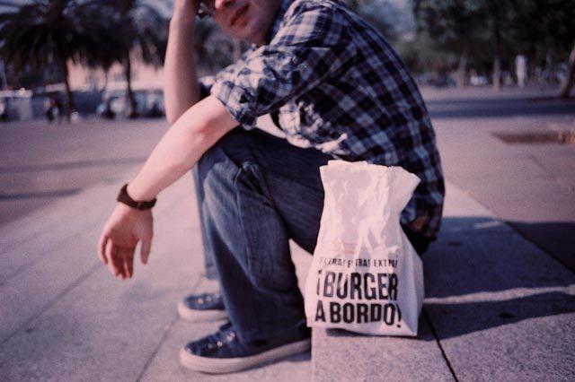 Dani Kiosko burger