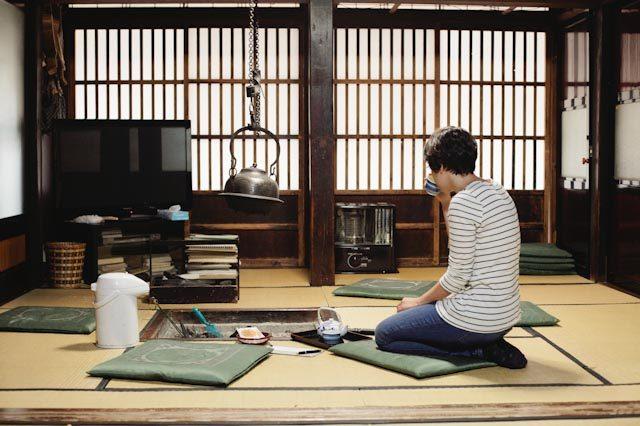 Goyomon living room