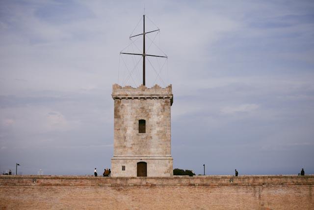 Montjuïc tower