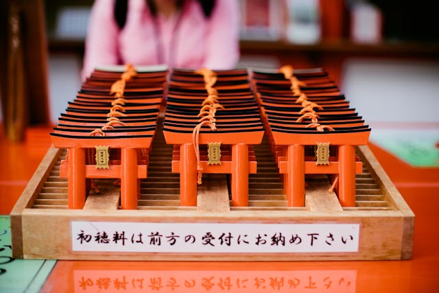 Fushimi Inari wishes - the cat you and us