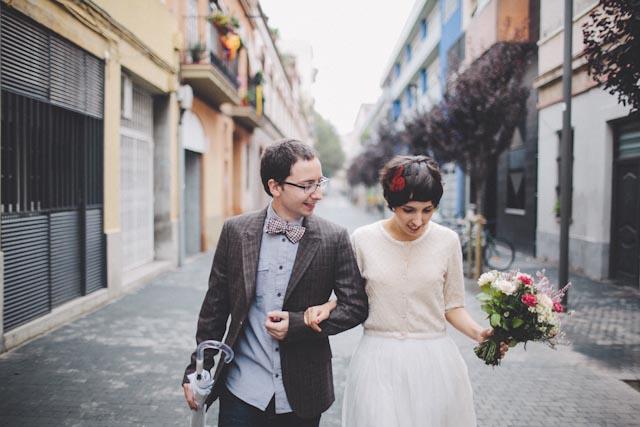 Damaris + Dani wedding