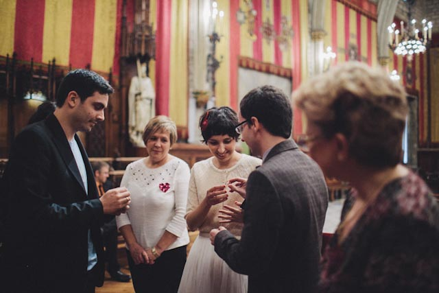 Damaris + Dani Wedding