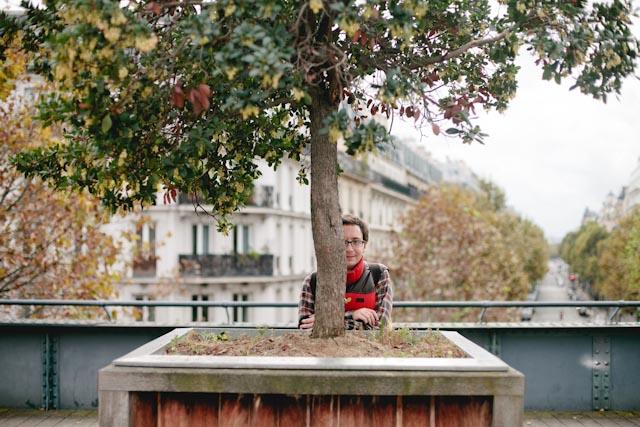 La promenade plantee - The cat, you and us