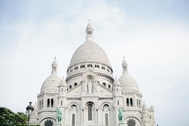 Sacre coeur - The cat, you and us