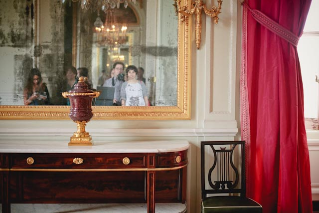 Le Petit Trianon - The cat, you and us