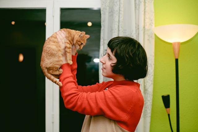 Damaris & Ranma - The cat, you and us