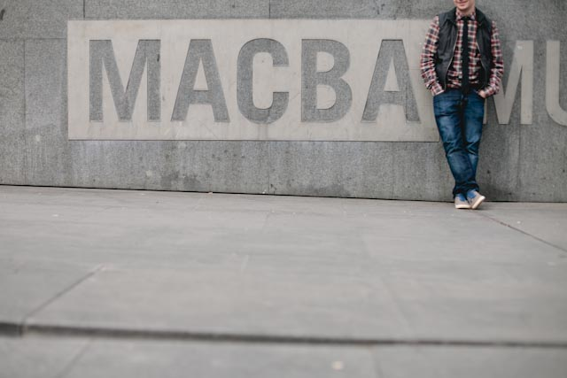 Macba - The cat, you and us
