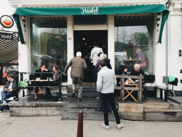 Winkel - The cat, you and us