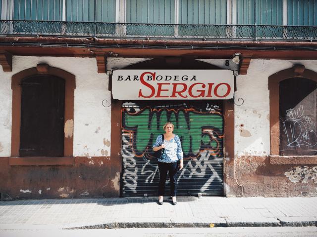 Bar bodega Sergio - The cat, you and us