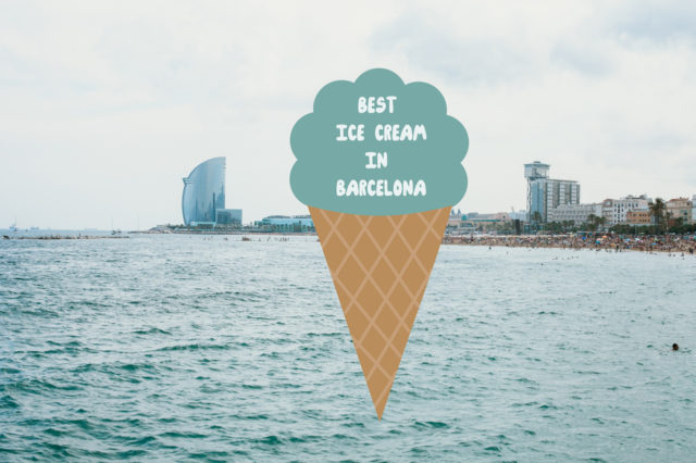 Best ice cream shops in Barcelona - The cat, you and us