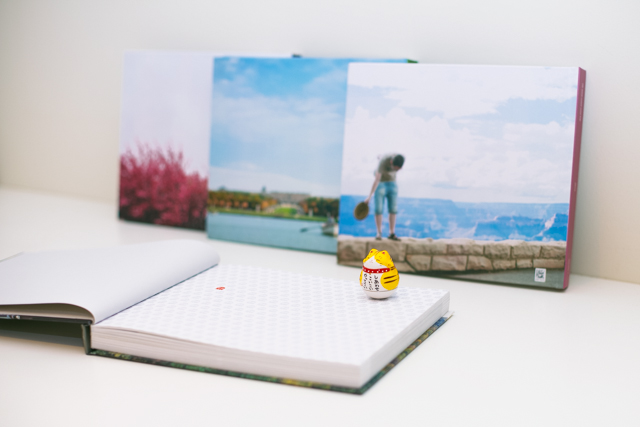 Blurb photo book travels - The cat, you and us
