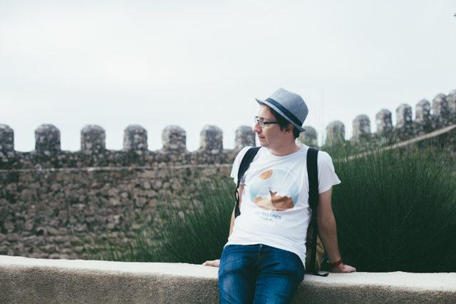 Castelo dos Mouros - The cat, you and us