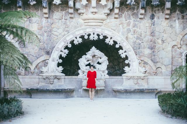 Quinta da regaleira wedding