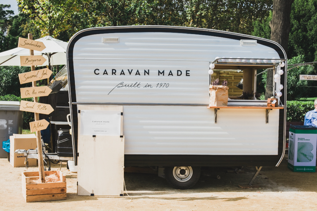 Caravan Made - The cat, you and us