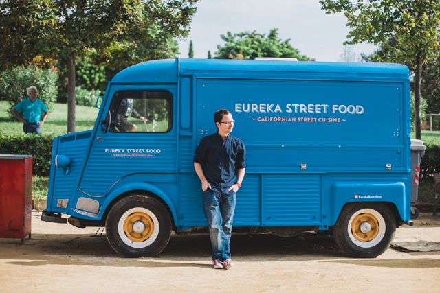 Eureka street food - The cat, you and us
