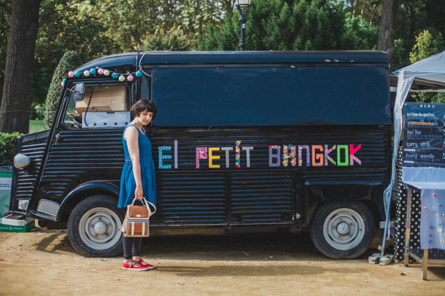 El petit bangkok - The cat, you and us