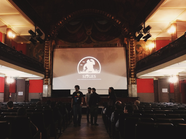 Sitges Film Festival 2014 - The cat, you and us