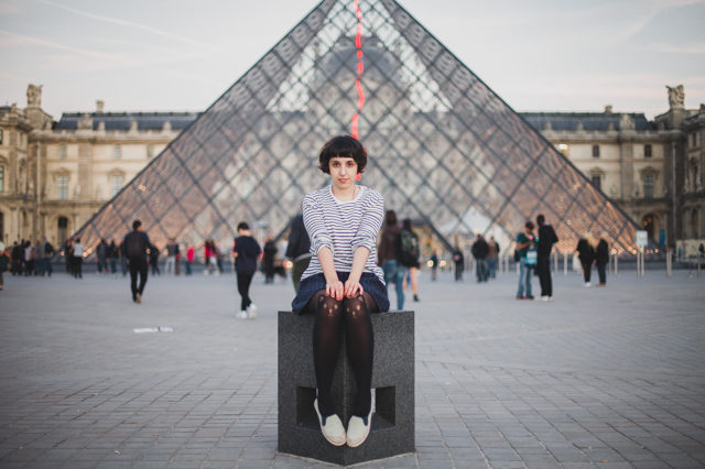 Musée du Louvre - The cat, you and us