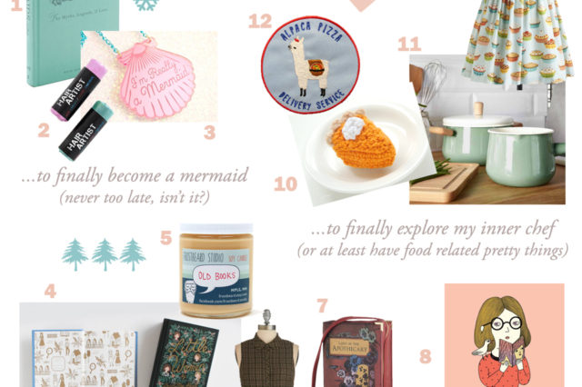 Holiday Gift Guide for her - The cat, you and us