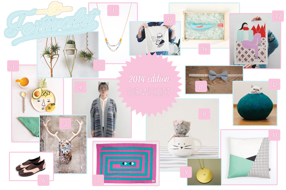 Festivalet 2014 wishlist - The cat, you and us