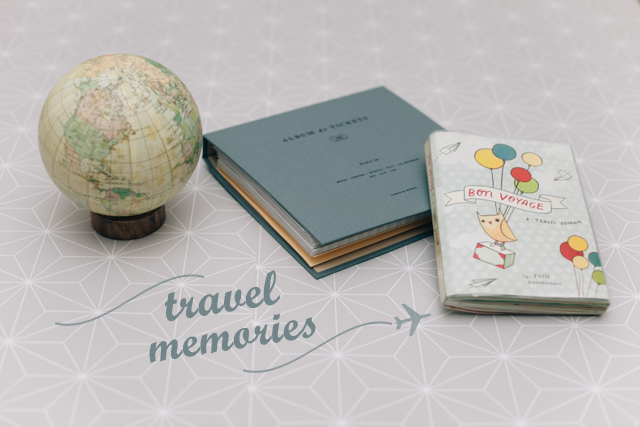 Travel memories albums - The cat, you and us