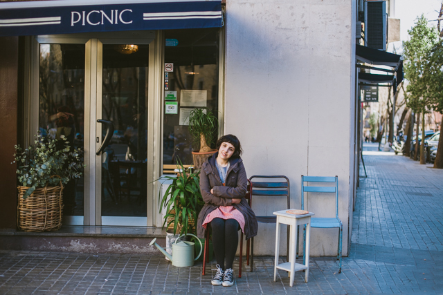 Brunch at Picnic - The cat, you and us