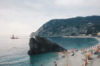 Cinque Terre: the sneak peek - The cat, you and us