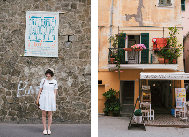 Monterosso - The cat, you and us
