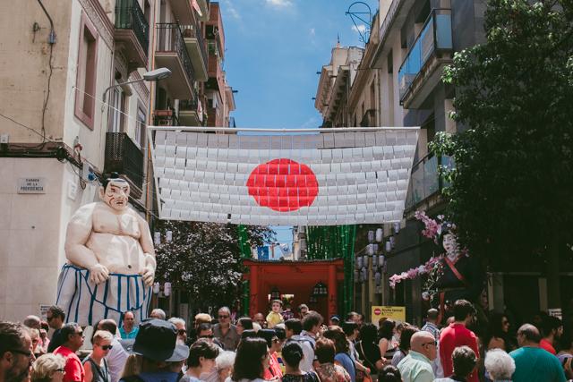 Carrer Verdi Japan - The cat, you and us