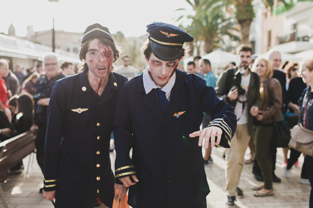 Zombies Sitges 2015 - The cat, you and us