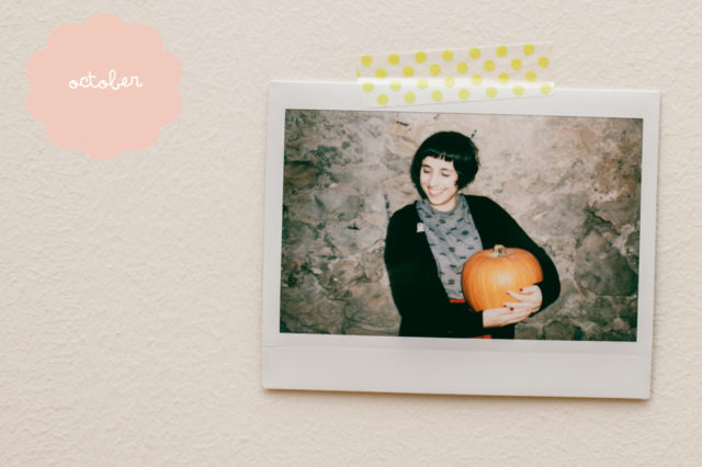 Instax challenge October 2015 - The cat, you and us