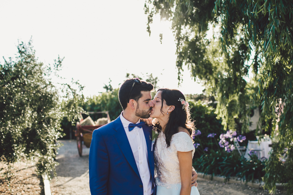 Maria + Marc wedding - The cat in love