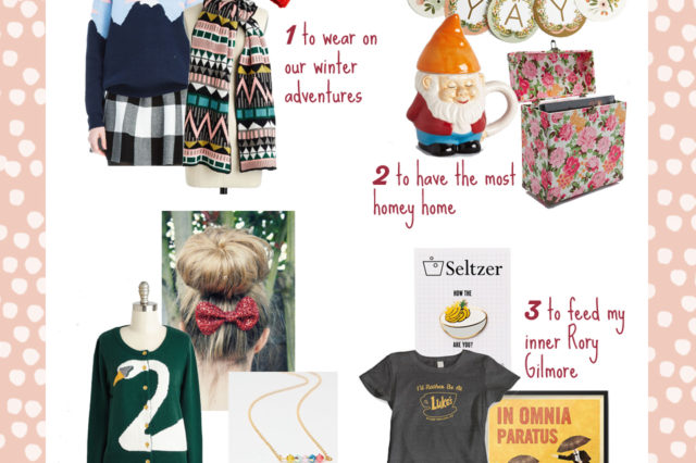 Christmas gift guide 2015 - The cat, you and us