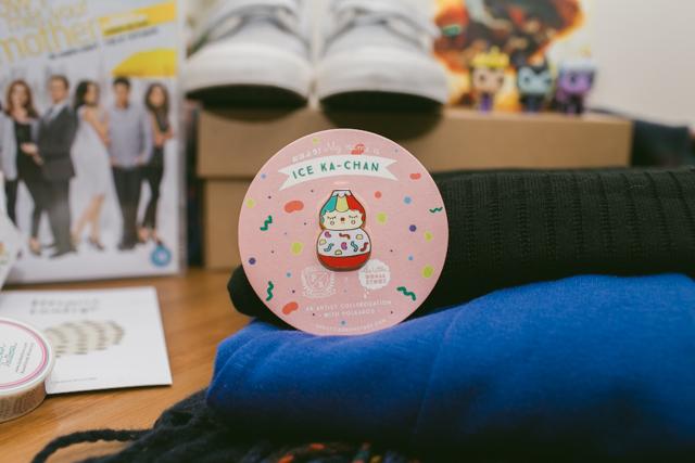 Ice Ka-Chan pin by Polkaros - The cat, you and us
