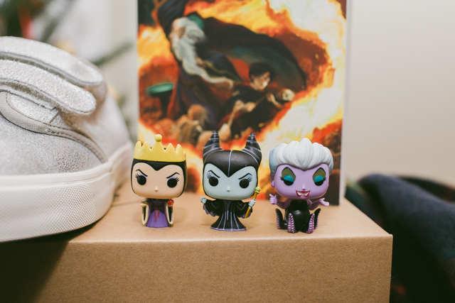 Funko Pop Disney villains - The cat, you and us
