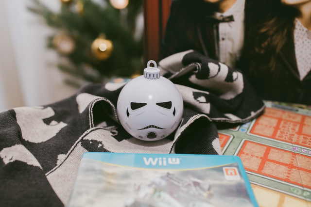 Star Wars Christmas ornaments - The cat, you and us