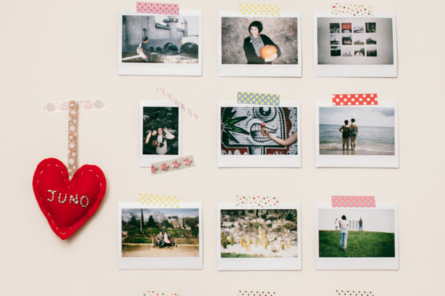 Instax Challenge round-up - The cat, you and us