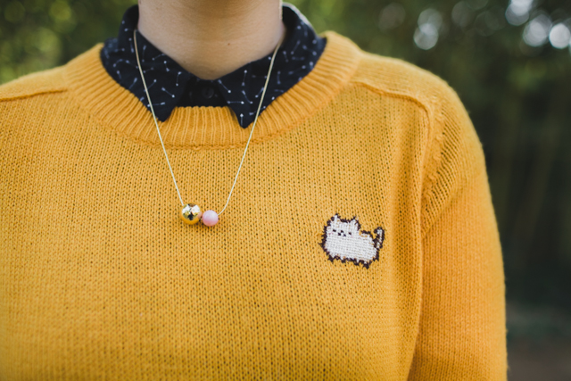 Catweek outfit - The cat, you and us