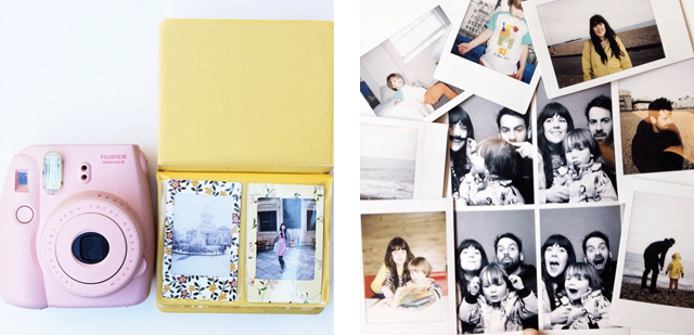 Instax Challenge round-up - Tigerlilly Quinn