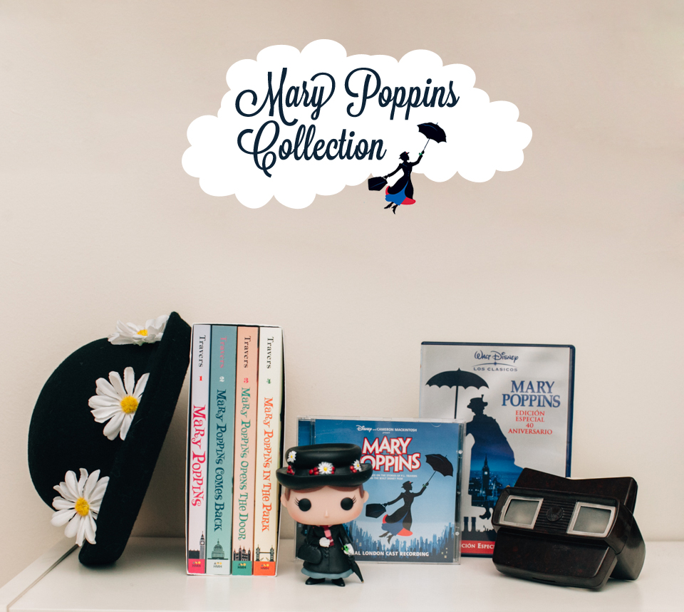 Mary Poppins collection - The cat, you and us