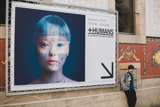 +Humans cccb exhibition - The cat, you and us