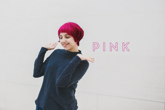 pink - The cat, you and us