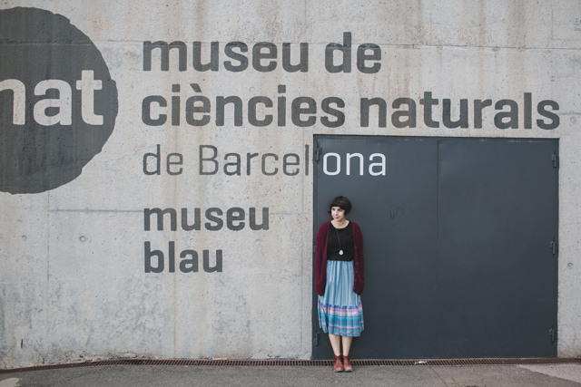 Museu Blau - The cat, you and us