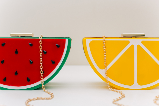 Fruit Clutch giveaway - The cat, you and us