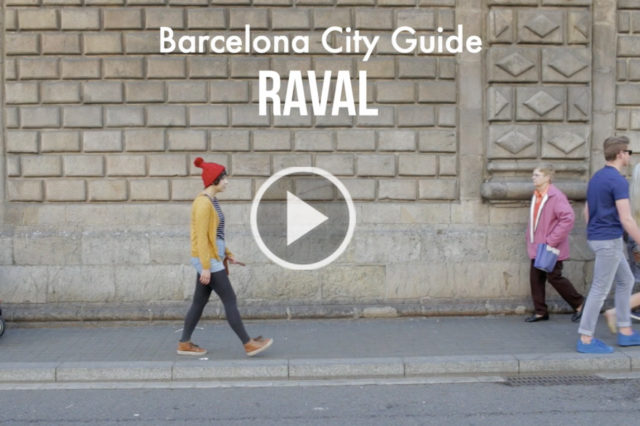 Raval / Barcelona City Guide - The cat, you and us