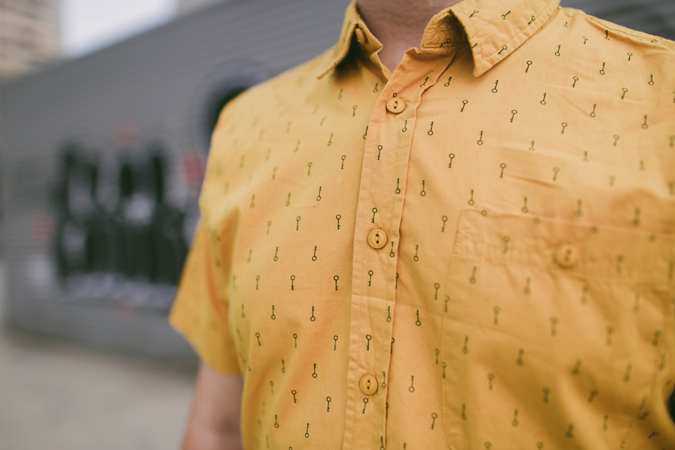 D-Struct project men shirt - The cat, you and us
